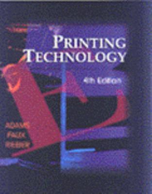 Printing Technology (9780827369078) photo