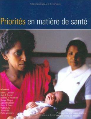 Priorites En Matiere de Sante 9780821364468