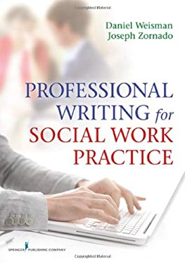 Professional Writing for Social Work Practice 9780826109262