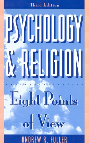 Psychology and Religion: Eight Points of View 9780822630364
