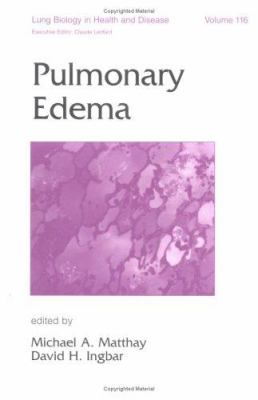Pulmonary Edema 9780824701505