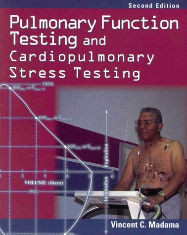 Pulmonary Function Testing and Cardiopulmonary Stress Testing 9780827384101