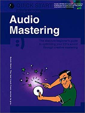Quick Start: Audio Mastering 9780825619373
