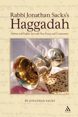Rabbi Jonathan Sacks's Haggadah 9780826418289