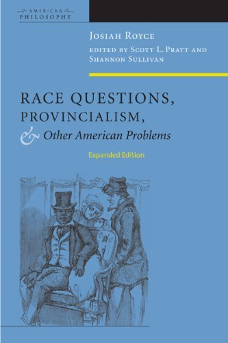 Race Questions, Provincialism, and Other American Problems 9780823231324