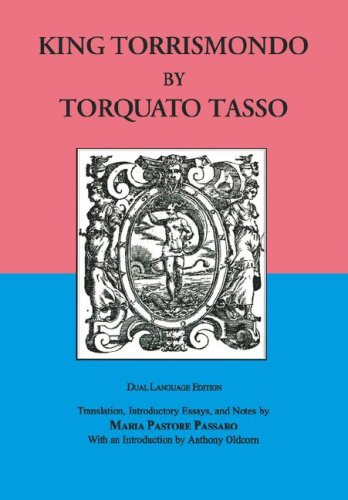 Re Torrismondo / King Torrismondo 9780823216345