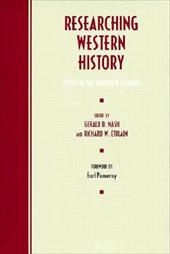 Researching Western History: Topics in the Twentieth Century 3596917
