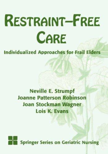 Restraint-Free Care 9780826112156