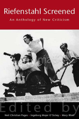 Riefenstahl Screened: An Anthology of New Criticism 9780826428011