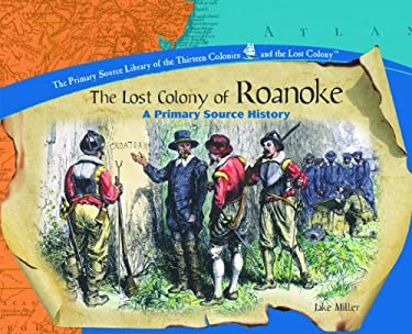 Roanoke: The Lost Colony 9780823954735