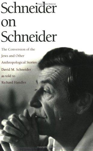 Schneider on Schneider - PB 9780822316916