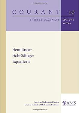 Semilinear Schrdinger Equations 9780821833995