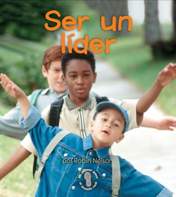 Ser un Lider = Being a Leader 9780822531852
