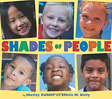 Shades of People 9780823421916