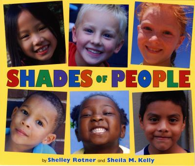 Shades of People 9780823423057