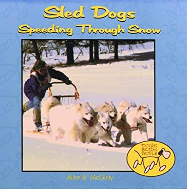 Sled Dogs: Speeding Through Snow