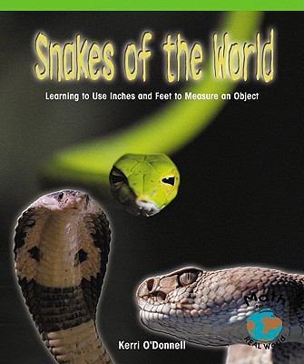 Snakes of the World 9780823988747