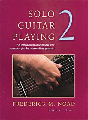 Solo Guitar Playing - Volume 2