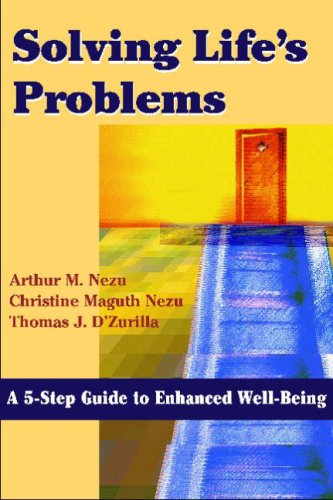 Solving Life's Problems: A 5-Step Guide to Enhanced Well-Being 9780826114891