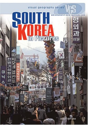 South Korea in Pictures 9780822511748
