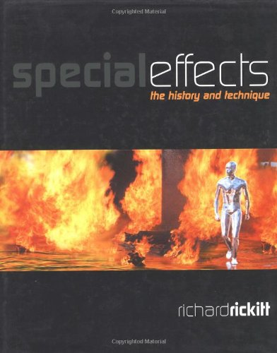 Special Effects: The History and the Technique 9780823077335