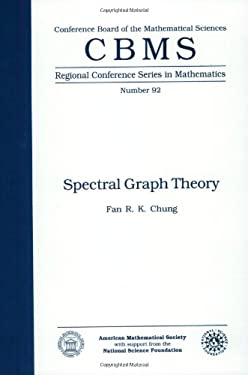 Spectral Graph Theory 9780821803158
