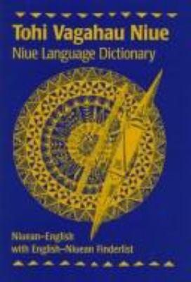 Sperlich: Tohi Vagahau Niue 9780824819330