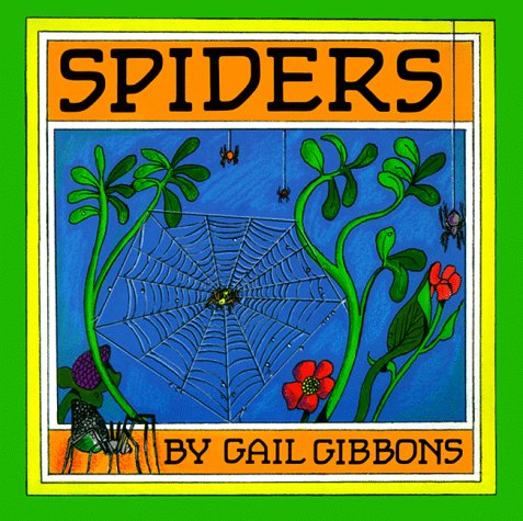 Spiders 9780823410811