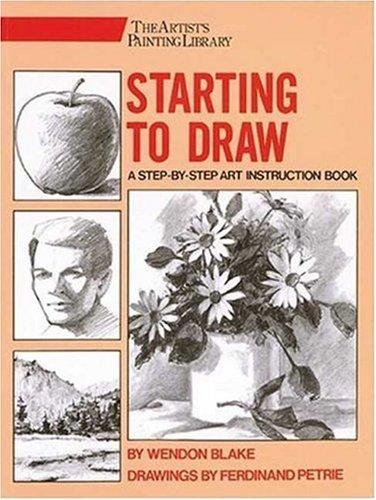 Starting to Draw 9780823049165