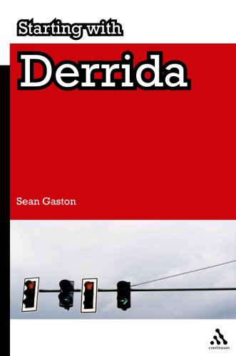 Starting with Derrida: Plato, Aristotle and Hegel 9780826497864