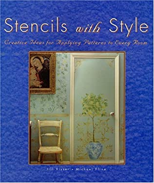 Stencils with Style: Creative Ideas for Applying Patterns to Every Room 9780821227336