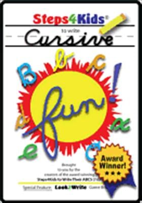 Steps4kids: To Write Cursive