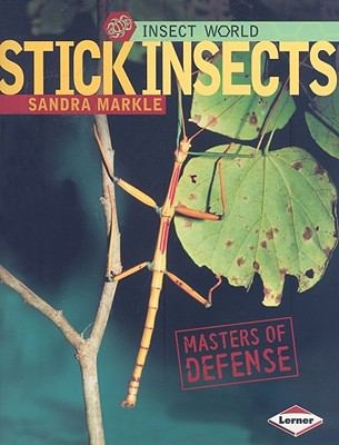 Stick Insects: Masters of Defense 9780822589860