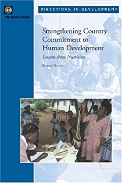Strengthening Country Commitment to Human Development: Lessons from Nutrition 9780821360378
