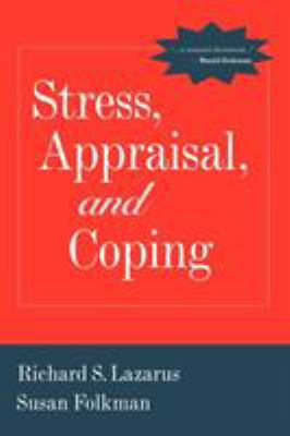 Stress, Appraisal, and Coping 9780826141910