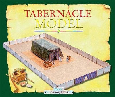 Tabernacle Model [With Punch-Out(s)]