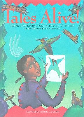 Tales Alive!: Ten Multicultural Folktales with Activities 9780824968045