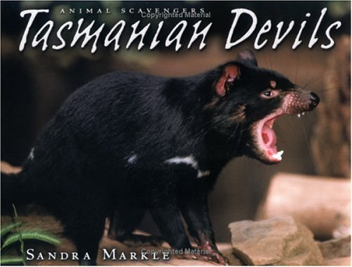 Tasmanian Devils 9780822531999