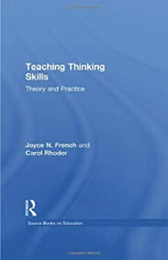 Teaching Thinking Skills: Theory and Practice 9780824048433