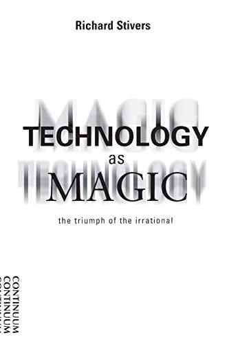 Technology as Magic