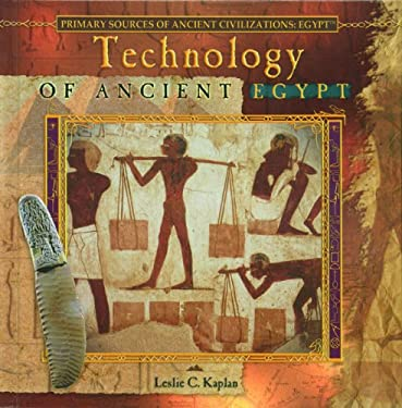 Technology of Ancient Egypt 9780823967858