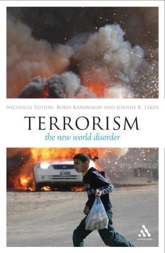 Epz Terrorism: The New World Disorder 9780826492586