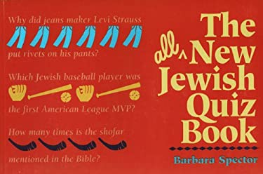 The All New Jewish Quiz Book 9780827605947