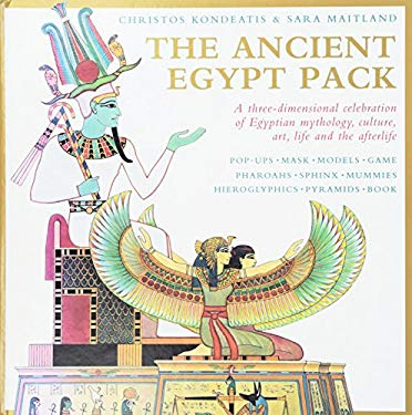 The Ancient Egypt Pack: A Three-Dimensional Celebration of Egyptian Mythology, Culture, Art, Life... 9780821223277