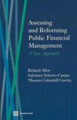 The Assessment of Public Financial Management: Issues and Approaches 9780821355992