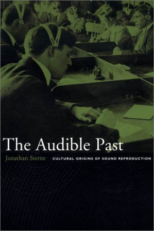 The Audible Past-PB 9780822330134