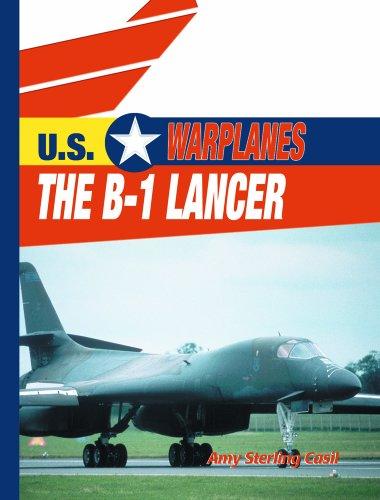 The B-1 Lancer 9780823938711
