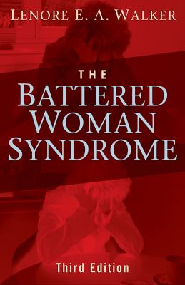The Battered Woman Syndrome 9780826102522