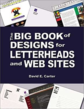 The Big Book of Designs for Letterheads and Web Sites 9780823004881