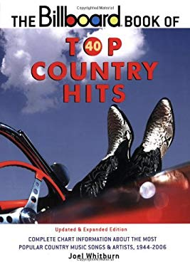 The Billboard Book of Top 40 Country Hits 9780823082919
